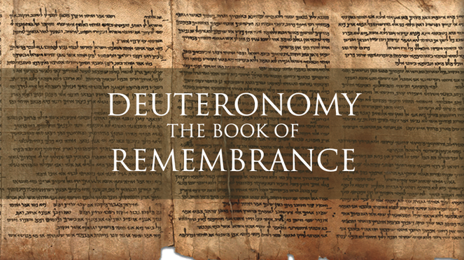 Six Admonitions From Deuteronomy Counseling One Another
